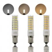 LED E14 5W Lampen  430Lumen 360° Abstrahlwinkel für Deckenlampe Schreibtischlampe Drei Farben zur Auswahl