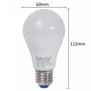 5x LED Lampe E27 10W Birne 800Lumen