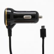 KFZ Ladegerät 2.4A Zigarettenanzünder Micro USB