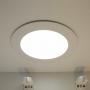 LED Panel Ultraslim Rund Einbaustrahler 9W