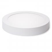 LED Aufbau Panel Ultraslim Rund 1350lm Ø215x36mm