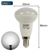 6x LED Reflektor E14 6W ersetzt 48W 480lm
