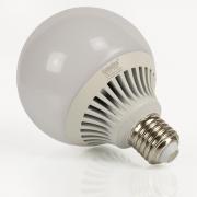 6x LED Globusform 15W E27 Lampe Kugel für Deckel