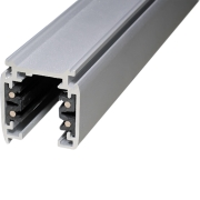 1M 3-Phasen-Stromschiene für Strahler