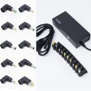 Universalnezteil Notebook Laptop Ladegerät AC Netzteil Adapter max. 100W 5A