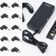 Universalnetzteil Notebook Laptop Ladegerät AC Netzteil Adapter max. 120W 6A
