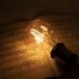 LED E27 Edison Filament 360lm Retro Vintage Glühfaden Eckig G95F