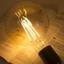 LED E27 Edison Filament 400lm Retro Vintage Lampe Glühfaden