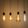 LED E27 Edison Filament 400lm Retro Vintage Glühfaden T30W