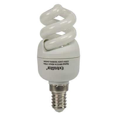 6X 5W led Deckenleuchte Alu-matt Sparlampe Energiesparlampe Leuchte Warmweiss