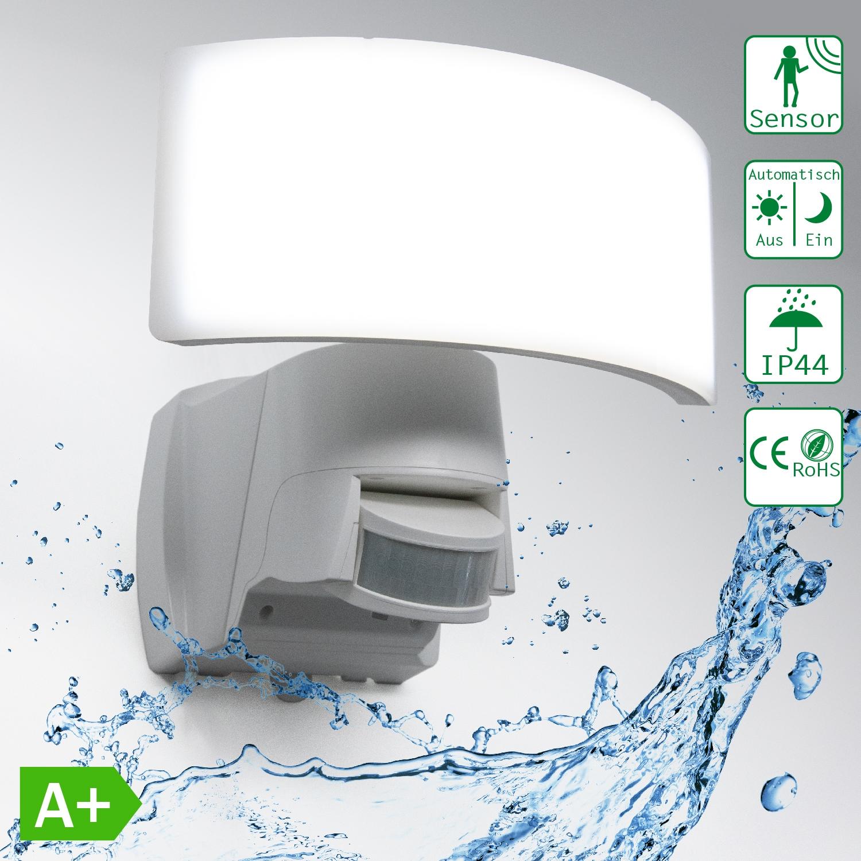 LED Außenstrahler Wasserdicht mit Bewegungsmelder